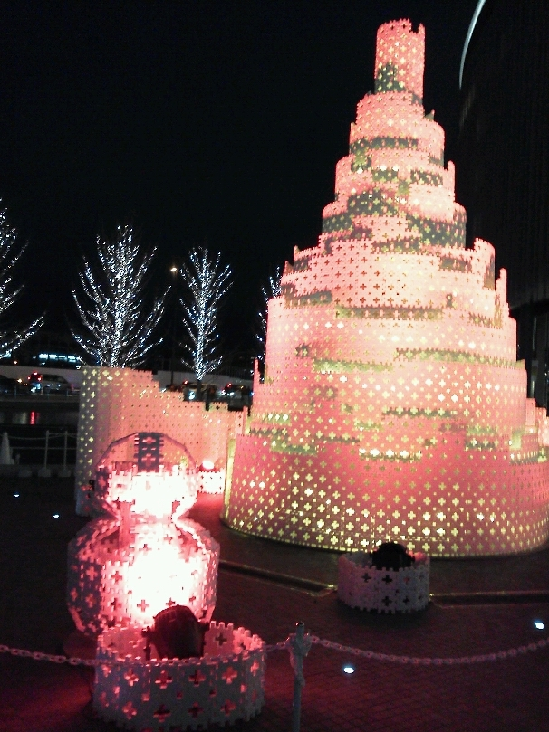 大阪イルミ